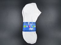 #2 Ankle Sock (12 Pairs / Bag)