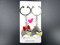 Metal Key Ring-Bird (Bird 3.5cm) (Sold Out)