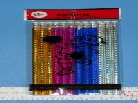 Pencil set 12pcs UC-8616