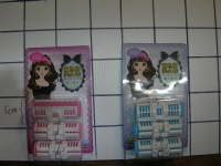 Hair Rollers 3pcs 7cm #C017 (Sold Out)