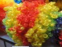 Wig Rainbow Colour #ZX-07
