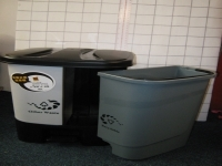 Rubbish Bin Dual purpose (16L) #295-1