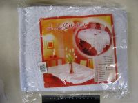 Table Cloths White 140 x 200