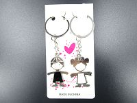 Metal Key Ring-Kids