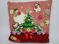 X'mas Pillow #02