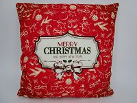 X'mas Pillow #06