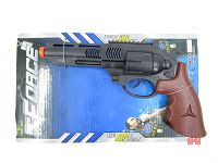 Force Super Police Gun #3274-40