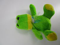 "6"" Soft toy Frog"