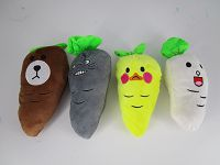 26cm Carrot Soft toy