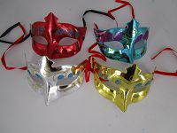 Party Mask (Glitter) A