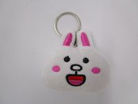 6cm Rabbit Key Ring