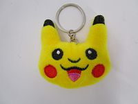 6cm Yellow Monster A Key