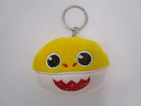 6cm Yellow Monster B Key