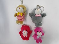 2.5in Key ring Bear