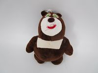 7in Brown Bear 20 (Sawing Eyes)