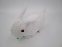 7in White Rabbit 20 (Sawing Eyes)